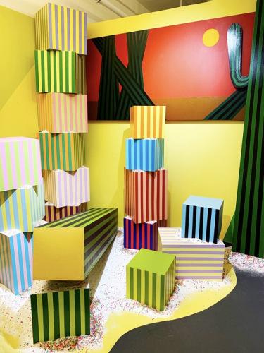 2nd Place <br />(3-Dimensional) <br />Lynn Weilin