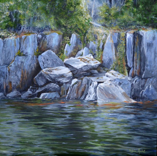 Honorable Mention<br />(Traditional) <br />Sylvia Audet