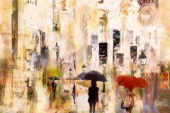 """""""Rainy City Walk"""""""