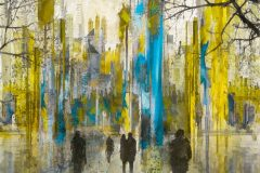 """""""Yellow and Blue City"""""""