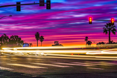 """""""Colorful Sunrise of Downtown San Diego, CA"""""""