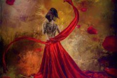 """A Red Dress Affair"""