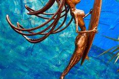 """""""Surfing Mermaid"""""""