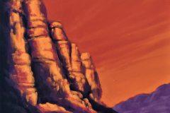 """Sentinels at Sundown"""