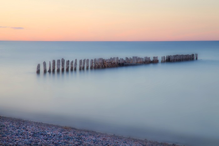 """Lake Superior Stillness"""