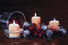 """""""Christmas Light Reflections"""""""