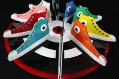 """Rainbow Sneakers"""