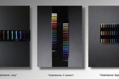 """Rainbow Sticks"" Series"