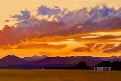 """""""Splendid September Sunset Over Ken Caryl"""""""