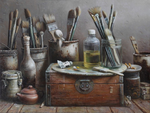 Honorable Mention<br />(Traditional) <br />Xiaomang Gu