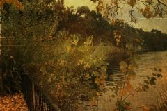 """""""Autumn at the River"""""""